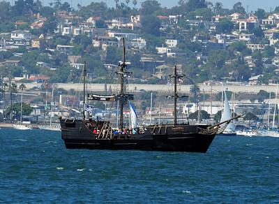 Treasure Seeker Pirate Boat
