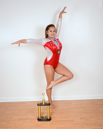 Gymnastics - Olivia