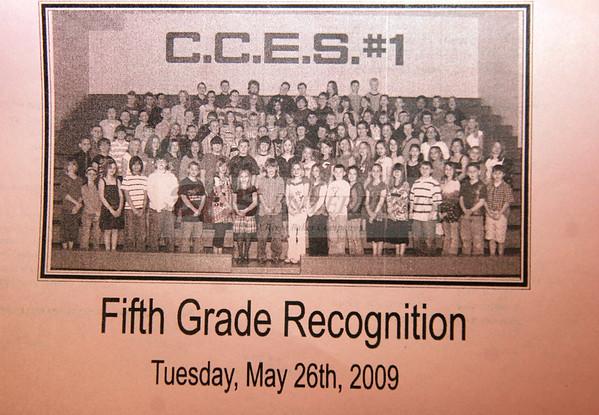 2009 5th Grade Graduation