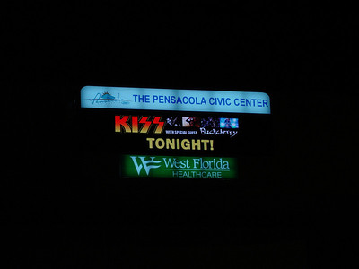 KISS, Live in Pensacola