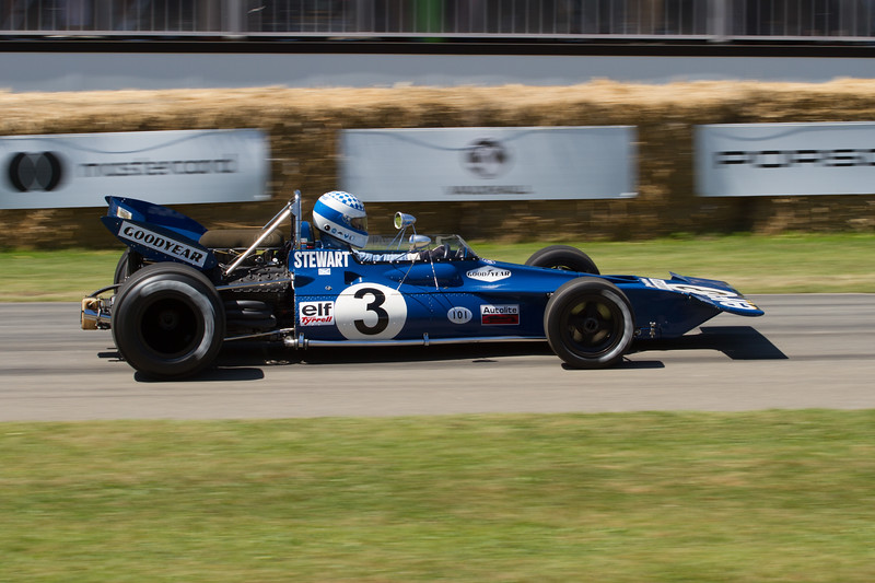 Tyrrell-Cosworth 001