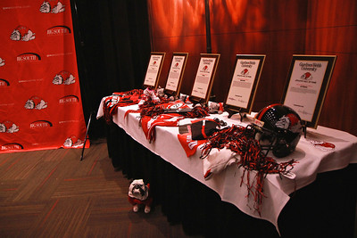 Athletic Hall of Fame Banquet 2013