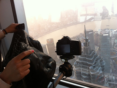 Shanghai, flashback from december 2012 - 29/02/2014