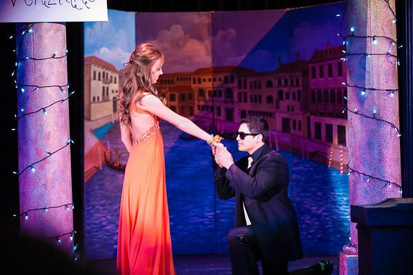 PHS Prom Fashion Show