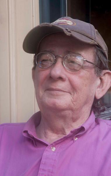 My Guide - member of DOMS (Downtown Old Men's Club of Savannah)