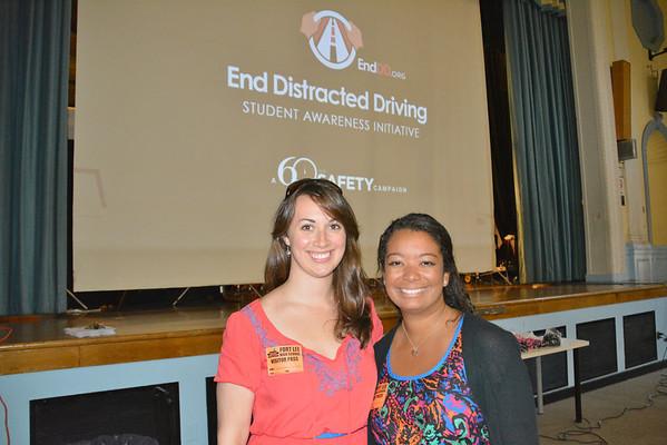 Casey's College Roommate Joins EndDD.org Presentation June 2013