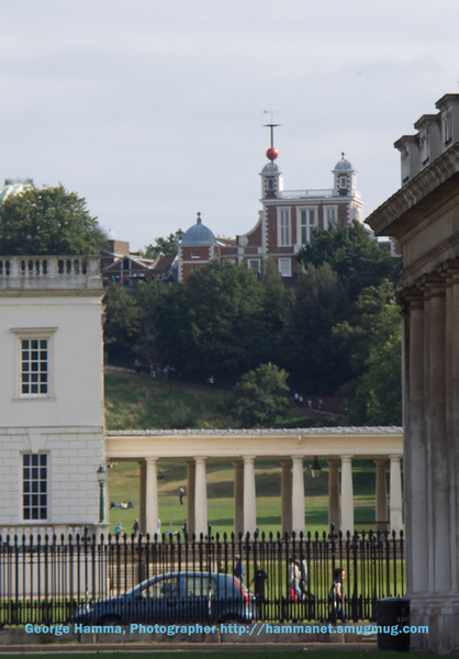 Greenwich Royal Naval Observatory