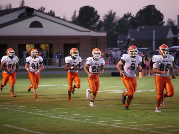 ECHS Varsity Football Versus SCHS