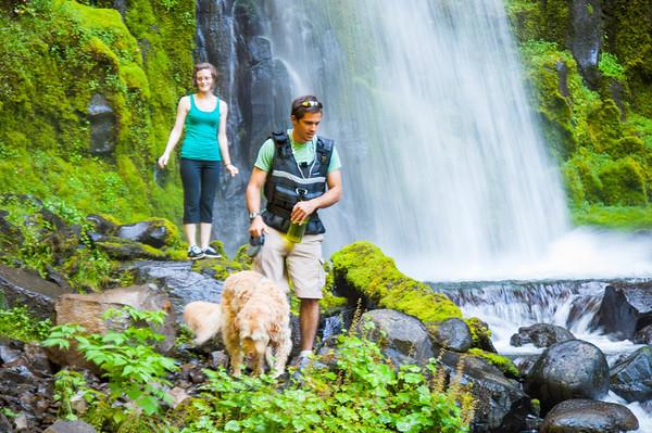 2012-6-16  Dry Falls Hike
