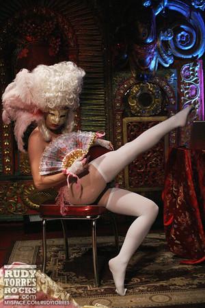 Burlesque at Bordello Fridays