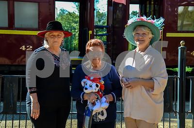 9/12/15 Texas State Railroad Hosts Legislative Train w/Texas Governor Greg Abbott by Gloria Swift