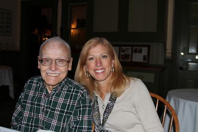 February 2011 family dinner