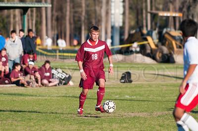 BC vs Jenkins - Soccer 3/11/2011
