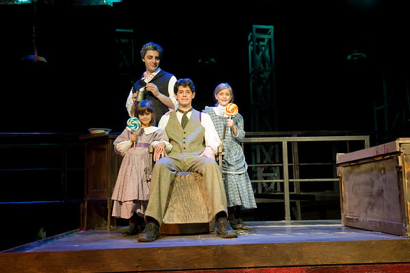 Sweeny Todd at Westfield State