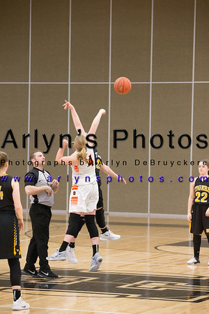 Hutch Girls Basketball vs Delano