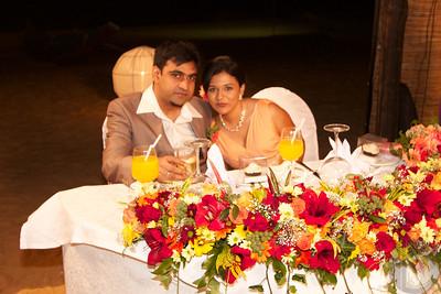 Ashwini & Shyam Reception