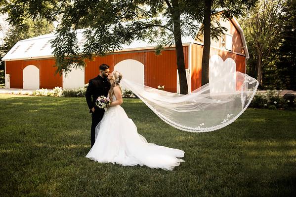 Fillingham Wedding