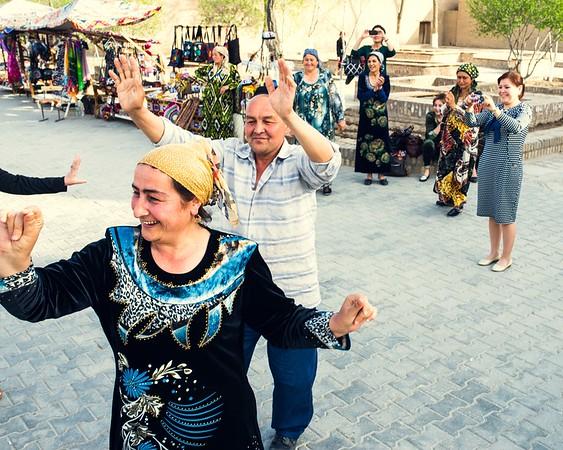 Uzbekistan - Ancient Streets