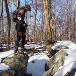 don standing upon the rocks.AVI