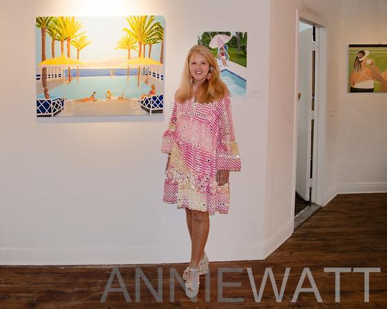 April 20. 2021 Susan Cushing Art Show of New Works