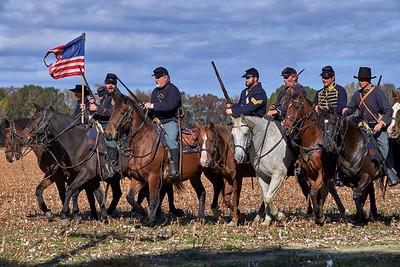 Fort Branch Battle Reenactment 2018