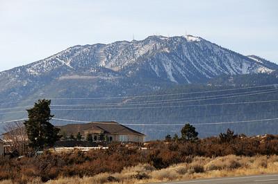 Mount Rose, December 24