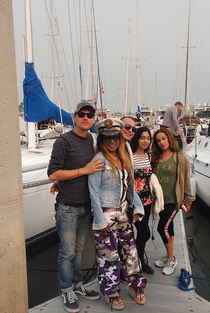 Jasmin's Sweet Sixteen Birthday Cruise aboard Sophia