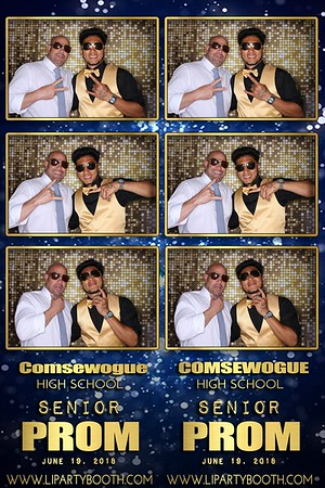Comsewogue Senior Prom 2018