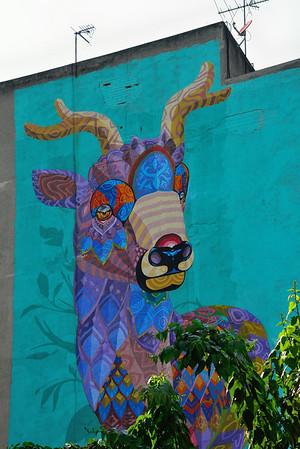 CDMX street art