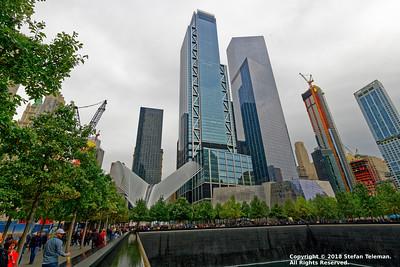 New York City - World Trade Center