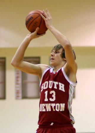 SNHS Boys Basketball 2006