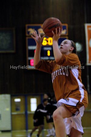 Girls Basketball Potomac Falls 12/2/09