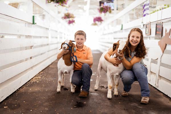 Brown Kids   County Fair Edition 2021
