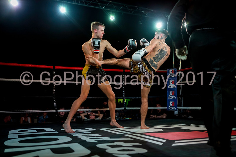 Gary Laws vs Joe Himsworth