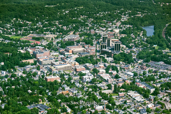 Aerial Photography Morristown NJ