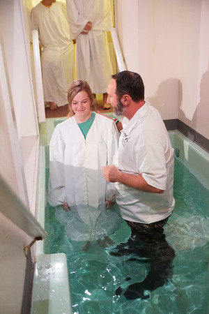 Baptism - Maddie 8.19.18