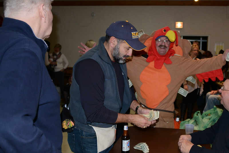 Judd Kendall VFW Post 3873 Turkey Raffle - November 19, 2016