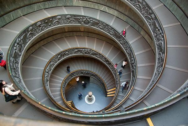 Rome - Vatican's museums