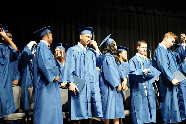 2015 Summit High School Graduation
