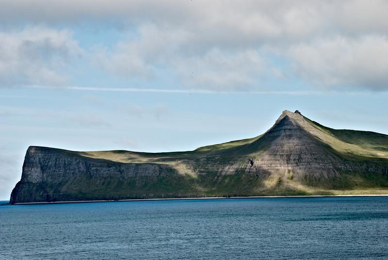 Horn, Yztidalur og Miðfell.