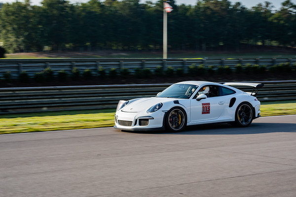 GT3 RS White #113