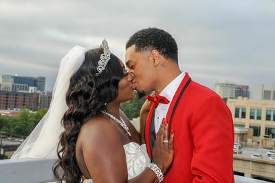 Shakeyra & Delexio Wedding