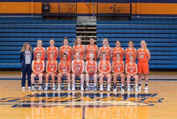Wheaton College 2018-19 Women's Basketball