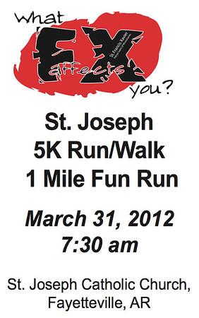 St Joseph FX Run