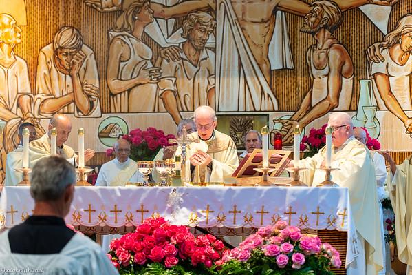St Ann Parish  50th Anniversary Mass