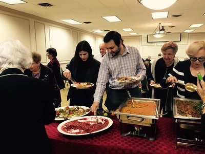 Ararat Avak Society Thanksgiving 2015