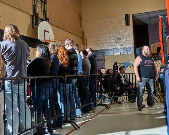 Barrie Wrestling - December 2016