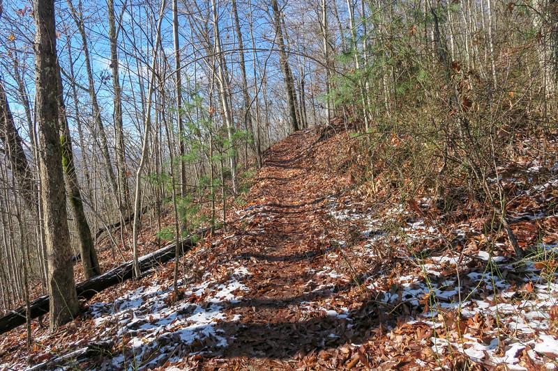 Appalachian Trail -- 2,350'