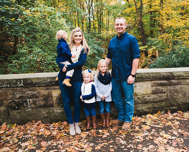 Falls family session