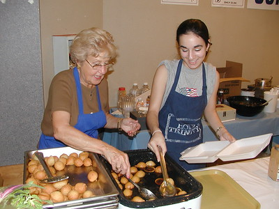 Greek Festival - A Taste of Greece - August 29, 2003